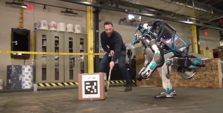 Google Sells Boston Dynamics's Robot Cheetah To Japan's SoftBank